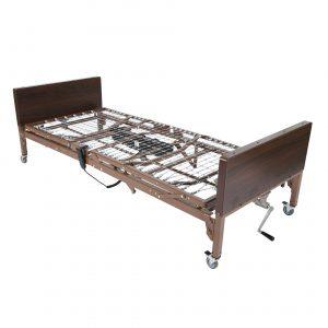 B120C Semi-electric Homecare Bed